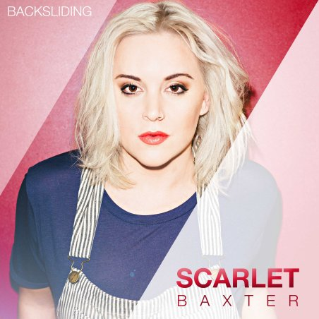 SCARLET BACKSLIDING  new