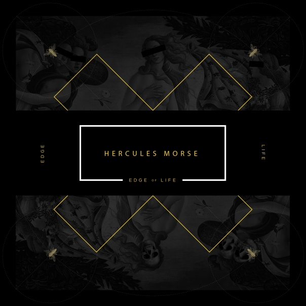 Front Cover - Edge of Life EP by Hercules Morse