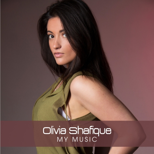 OLIVIA MY MUSIC COVER
